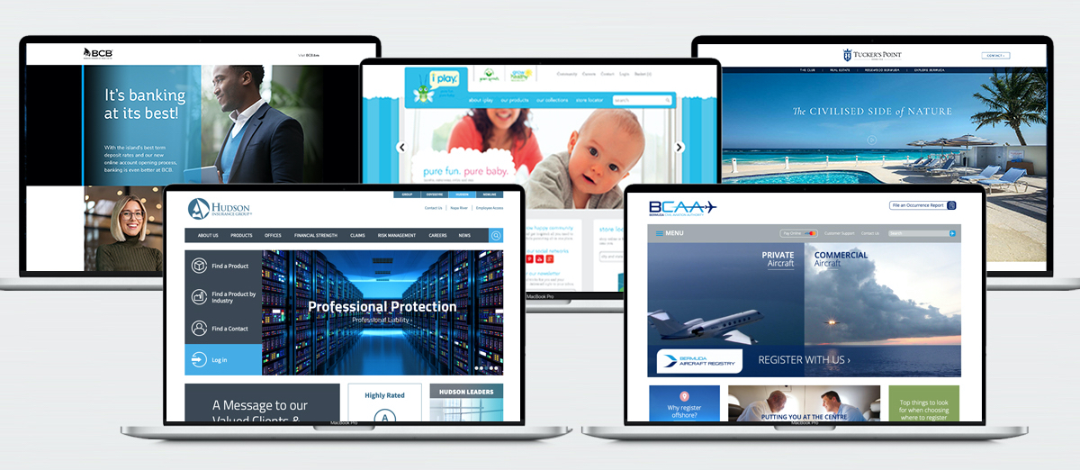 Website design agency NYC